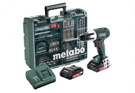 Akku-Schlagbohrmaschine Metabo SB 18 LT Set