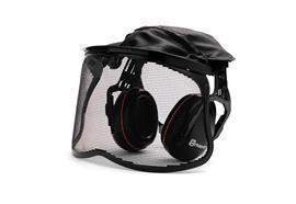 Gehörschutz mit Netzvisier Husqvarna