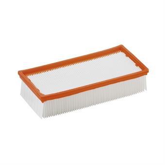 Kärcher Flachfaltenfilter Papier M 30-50l