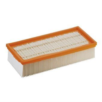 Kärcher Flachfaltenfilter Papier M 65-75l AP