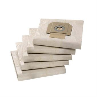 Kärcher Papierfiltertüten 70-75l 5tlg