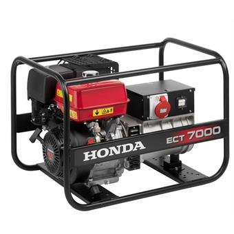 Stromerzeuger Honda ECT 7000